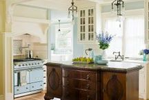 Kitchen Inspiration / Ideas for Our Kitchen / by Danielle from Storypiece