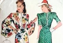 1940 gown patterns