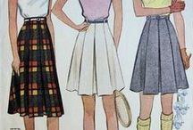 1940 skirt patterns
