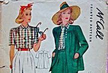 1940 trouser patterns