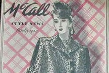 McCall Style News Pamphlets