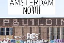 """Amsterdam North - Amsterdam Guide / Amsterdam North is the hipster neighbourhood of Amsterdam and also the location where a lot of festivals are held in the summer. You can find the famous ADAM tower there and the NDSM Wharf, which is an old dock yard. Your Little Black Book knows the must visit places for when you're in the North of Amsterdam, The Netherlands. Including hotspots, restaurants, shops, bars and more. ➜ DOWNLOAD OUR APP with over 700 addresses, just search for """"YOURLBB"""" in your app-store!"""