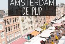 """De Pijp - Amsterdam Guide / The Pijp in Amsterdam used to be a working-class neigbourhood and was mainly known for the Albert Cuyp market, but now it's one of the most trendy and hipster area's in town. Your Little Black Book knows the must visit places for when you're in the The Pijp in Amsterdam, The Netherlands. Including hotspots, restaurants, shops, bars and more. ➜ DOWNLOAD OUR APP with over 700 addresses, just search for """"YOURLBB"""" in your app-store!"""