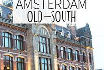 """Old South - Amsterdam Guide / Many museums in Amsterdam are located in the Old South. So that's where you'll find Museum Square, with the Van Gogh Museum, Rijksmuseum and others. Your Little Black Book knows the must visit places for when you're exploring the Old South of Amsterdam, The Netherlands. Including hotspots, restaurants, shops, bars and more in the neighborhood and Rivierenbuurt. ➜ DOWNLOAD OUR APP with over 700 addresses, just search for """"YOURLBB"""" in your app-store!"""