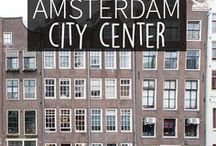 """City Center - Amsterdam Guide / The City Center is the most touristic place of Amsterdam. Dam square, madame tussauds and other well know spots are located here. Your Little Black Book knows the must visit places for when you're in the city center of Amsterdam, The Netherlands. Including hotspots, restaurants, shops, bars and more in the city center and the Haarlemmerbuurt neighborhood. ➜ DOWNLOAD OUR APP with over 700 addresses, just search for """"YOURLBB"""" in your app-store!"""