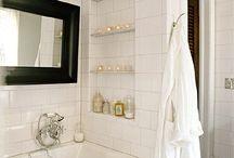 Bathroom ideas / by S Blackhurst