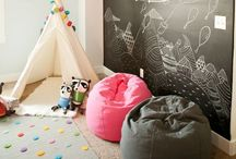 Interiors: Play Spaces / play room ideas