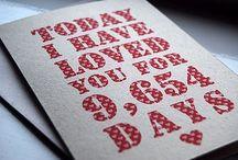 Valentine's Day ideas  / by Karen Goodson
