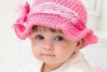 Crochet-Baby,Kids / by Roxanne Revere Garcia