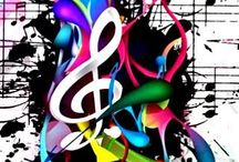 Music.... / Music and Artists / by Lori Szczygiel