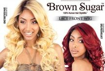 Isis Brown Sugar Wigs / Women seeking naturally beautiful and stylish hair pieces for both fun and work tend to invariably trust Isis Brown Sugar wigs. Made from the finest materials, these wigs are extremely comfortable and create a completely realistic look. They are quite easy to maintain and ensure great value for money by lasting really long even after extensive usage. Women can move out in style without feeling any irritation or rashes or being embarrassed by the unnatural look of their hair.