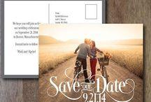 Wedding Stationery & Invite Ideas