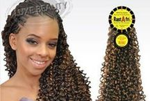 Rastafri / Rastafri is a hair braiding brand that has won the hearts of countless women across the globe seeking a high quality hair extensions. The soft natural look of the Rastafri products combined with the durability and flexibility of the hair stands makes it a perfect choice for creating some of the most complex braiding hair styles. Whether the users love a riot of colors or want to go with a natural hue, Rastafri offers its all.