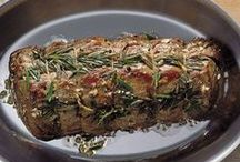 Recipes - Main Dishes Beef / by Judy Stich