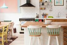 Bar Stools of great design / High bar stools for my kitchen island.