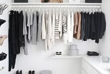 Organising your Fashion wardrobes / closet ideas, storage solutions, and organisation to the max
