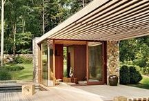 architecture: pergolas / by studioloraine