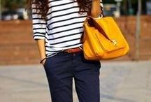Fashion: Calling All Stripes / calling all stripes big and large for this spring and summer fashion trends