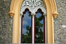 Szép házak, kapuk, ajtók, ablakok
