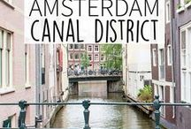 """Canal District - Amsterdam Guide / The Canal District is without a doubt the most beautiful part of Amsterdam. Your Little Black Book knows the must visit places for when you're exploring the canal district of Amsterdam, The Netherlands. Including hotspots, restaurants, shops, bars and more. Also nice: rent a boat and explore Amsterdam from the water! ➜ DOWNLOAD OUR APP with over 700 addresses, just search for """"YOURLBB"""" in your app-store!"""