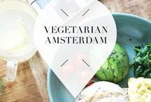 """Vegetarian Hotspots - Amsterdam / Want to eat vegetarian in Amsterdam, The Netherlands? Your Little Black Book listed some great vegaterian hotspots, bars, restaurants and other vegetarian must visits for you. ➜ DOWNLOAD OUR APP with over 700 addresses, just search for """"YOURLBB"""" in your app-store!"""