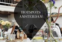 """Hotspots - Amsterdam / Looking for the best new hotspots in Amsterdam, The Netherlands? Your little Black Book knows all the latest hotspots in town. From bars, shops, cafes, restaurants, coffee bars to other must visits places. ➜ DOWNLOAD OUR APP with over 700 addresses, just search for """"YOURLBB"""" in your app-store!"""