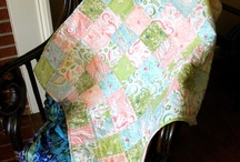 Quilty bits / Stuff I want to make... one day! / by Megan Gray