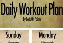 Get Healthy / by Allie Fleckner