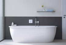 Duravit / Founded in 1817 in the heart of Germany's Black Forest, Duravit is a leading supplier of sanitary ceramics, bathroom furniture, whirl tubs, and wellness ideas. Duravit operates in 60 countries and has been honored with many awards for innovations in design and technology.  Collaborations with renowned designers Philippe Starck, Phoenix Design, EOOS, and Sieger Design yield forward-thinking products that bring the bathroom to life. For more information, visit www.duravit.us or call 888-DURAVIT.