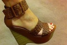 Wedges / by Angel Silver