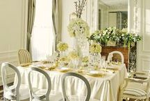 TABLE SETTING / by design by dainty