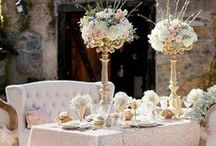 THE RECEPTION / by design by dainty