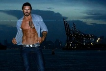 Stuart Reardon / Fantasy pick of the man who is the epitome of Marcus Zeitler from my series M&M of Restraint.