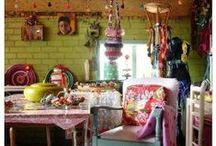 Sewing Room Ideas / by Peggy Williams