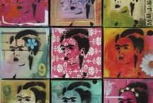 Glimpses of Frida.....