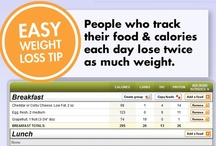 Nutrition Tracking / Comparison and user experience of web food and nutrition trackers.