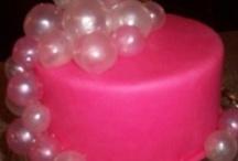 cakes / by Kerrie Kelly