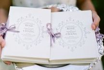 CEREMONY CARDS / by design by dainty