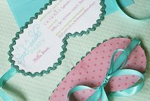 Invitations / Make your party invitations an indication of how fun your party will be! / by Emelia Hedstrom Pampered Chef
