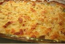 Gotta Try It - Casseroles / Put some lovin' in your oven. / by Marianne