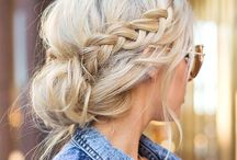 Hairstyles / Some hair inspiration!