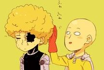 ★◤One Punch Man◢★