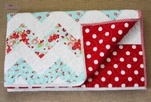 Quiltilicious / by Emi Stapler (The Cloth Diaper Report)