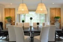 dining room love  / by Anne Atwood Mead