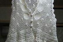 crafts - CROCHET  - clothing