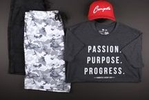 CED Men's Apparel / The best in men's t-shirts, hoodies, shorts, and more from Compete Every Day.