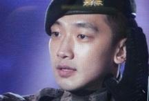 Jung JiHoon Rain Soldier