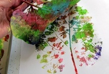 Paint/Glaze/Stencils/Dye, etc. / Here's how you can transform the everyday into something truly wonderful - on the cheap... / by Patricia Duffy