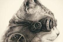 crafts - steampunk
