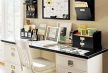 Organizing & Home Office / Craft Rooms / by Jennifer White